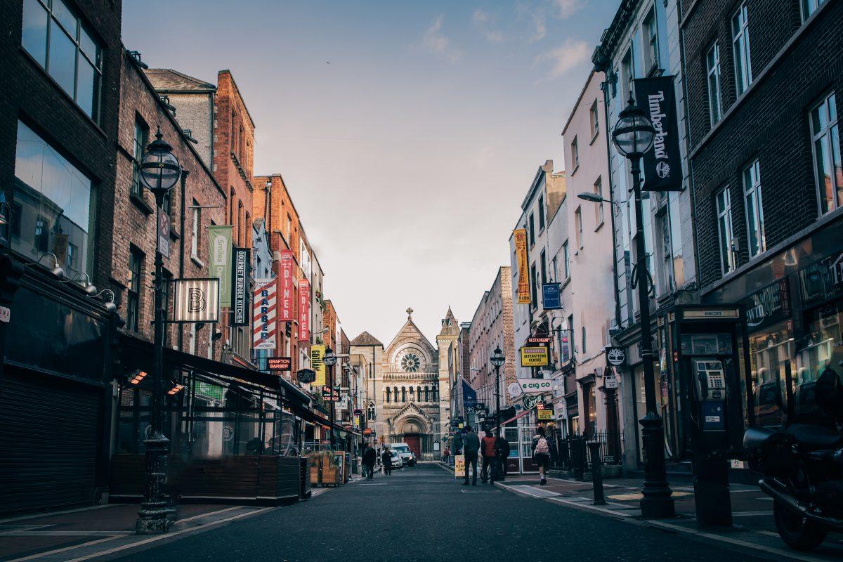 Ireland in the Autumn