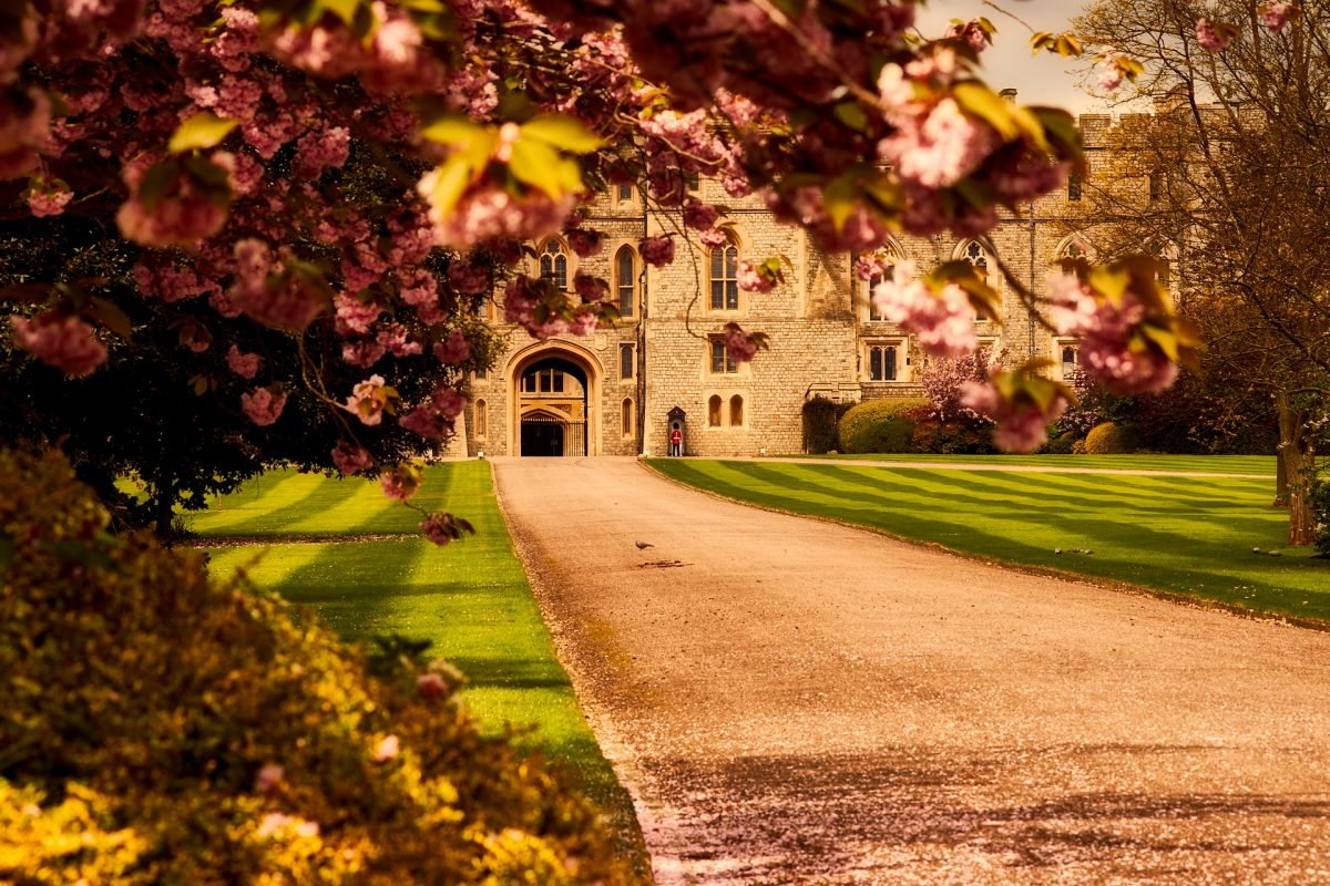 Experience Royalty In The Windsor Castle