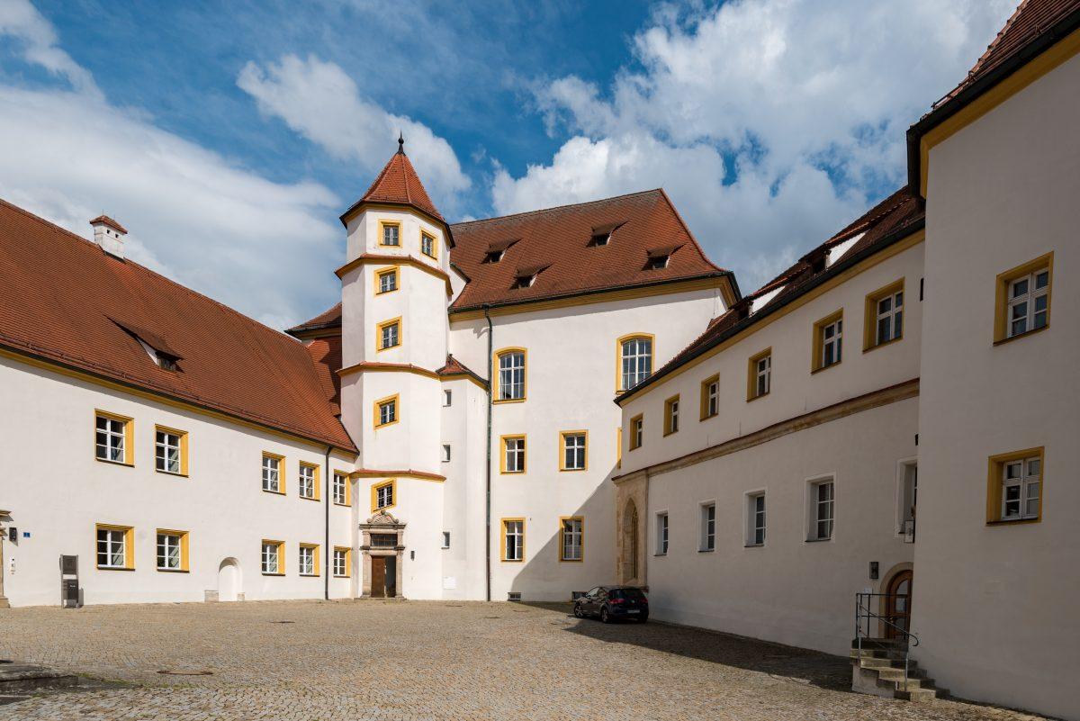 Schloss Rosenberg: A Storybook Castle
