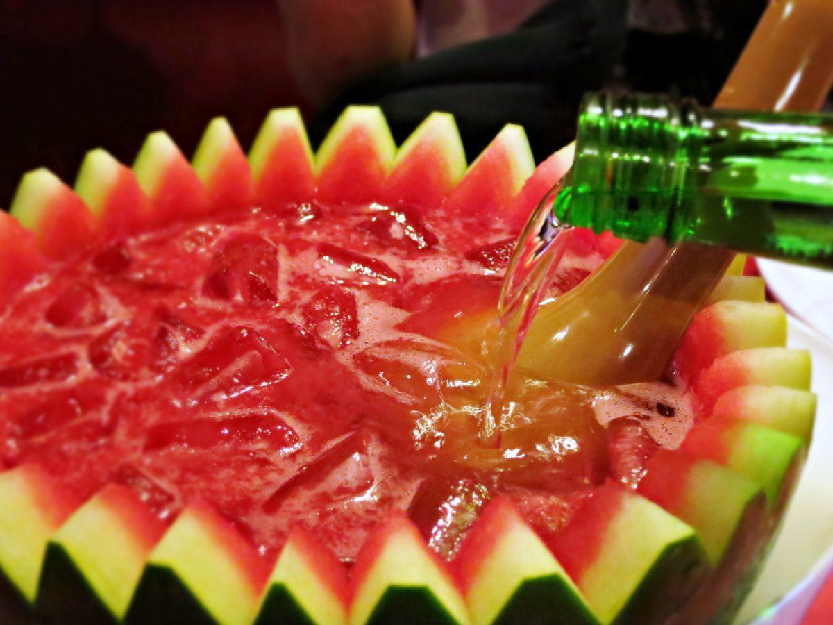 Watermelon Soju, Korea, National Drink