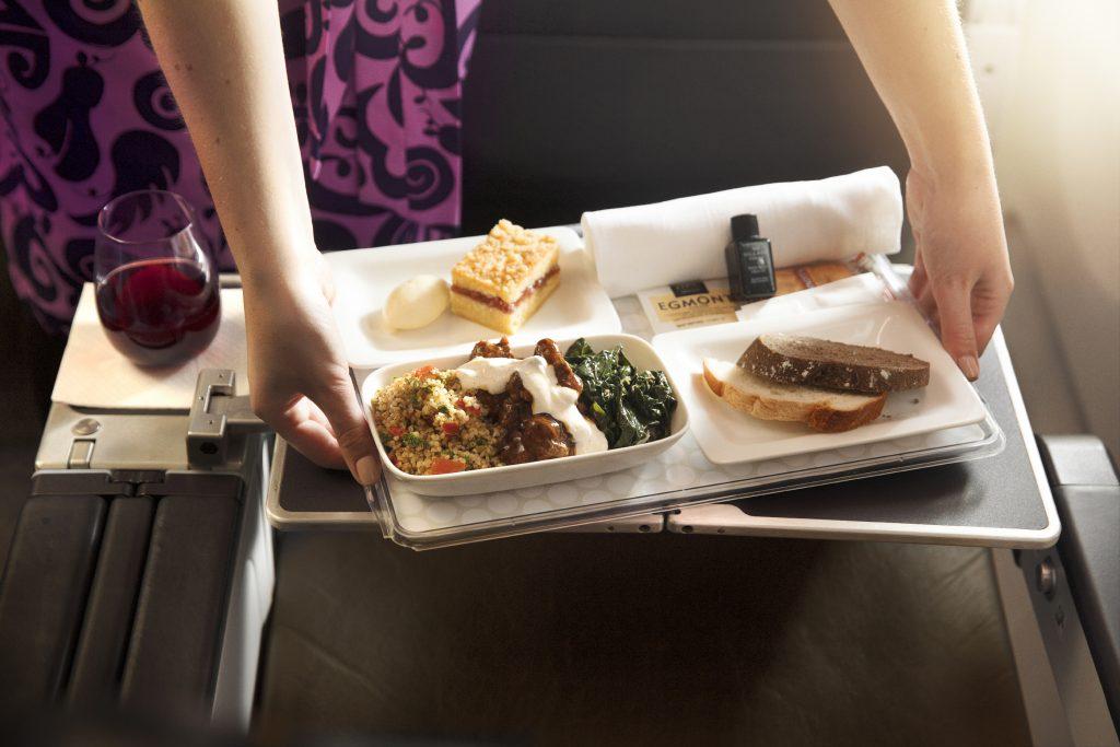 best-in-flight-food
