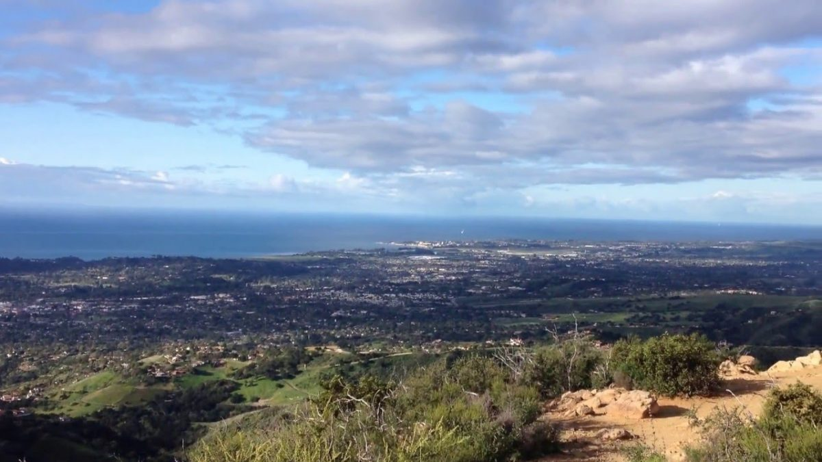 Inspiration Point, Things To Do In Santa Barbara, California, USA