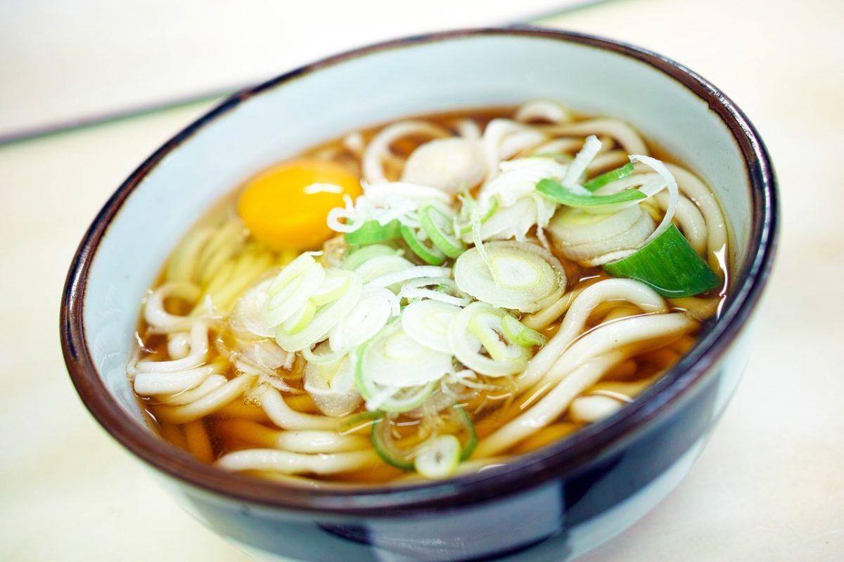 Udon, Japanese Food, Japan
