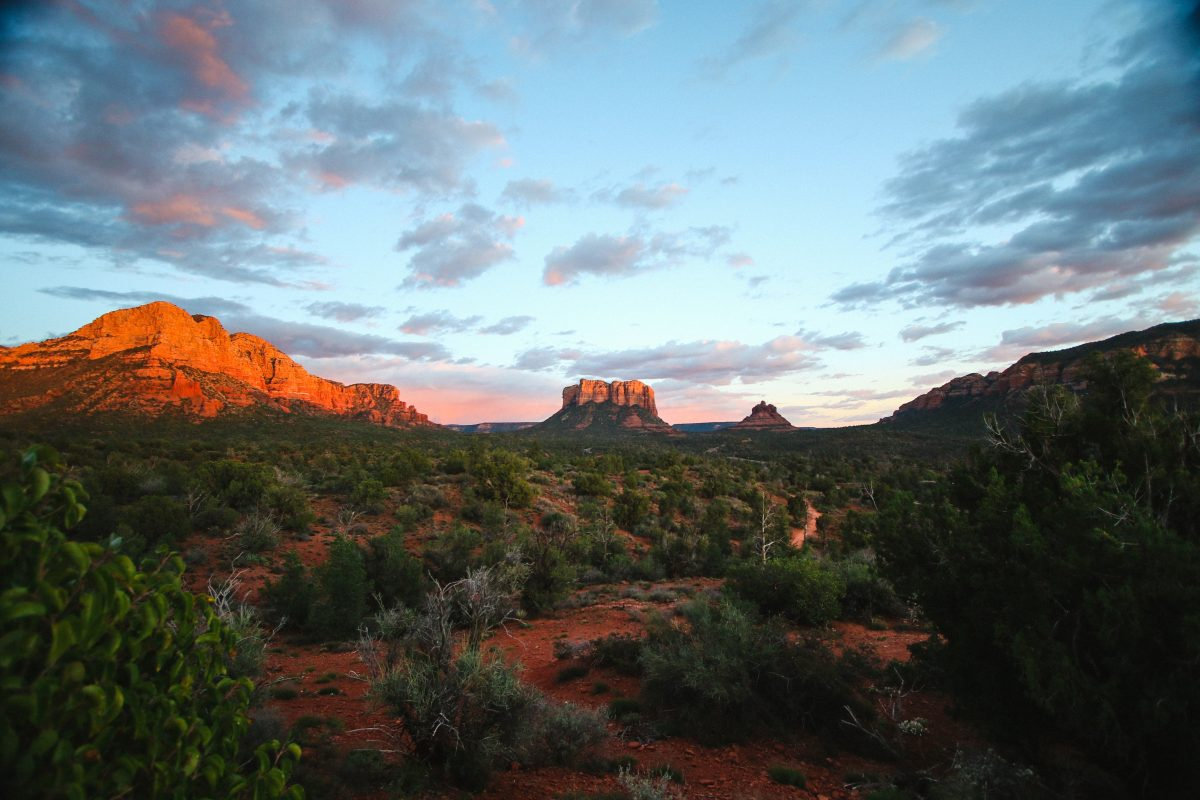 jeremy bishop VCaJ1 TQoPo unsplash - What To Expect From The Weather In Sedona, Arizona