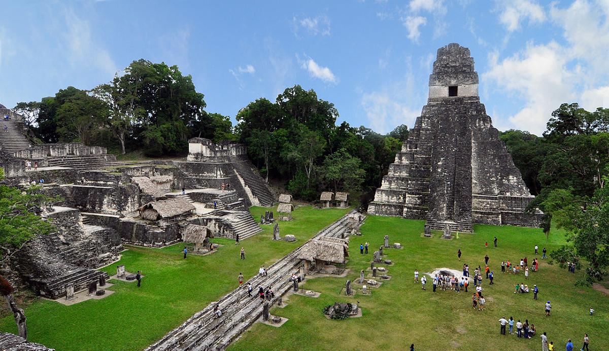 Mayan Ruins, Cancun, Mexico, Calakmul