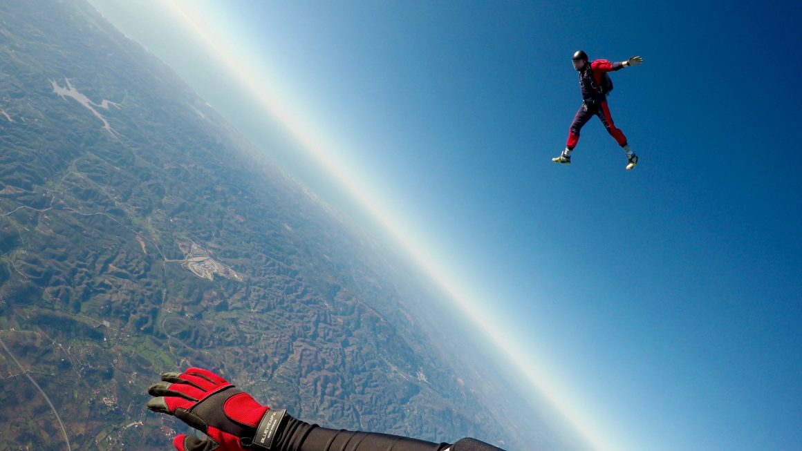 Professional Skydiving