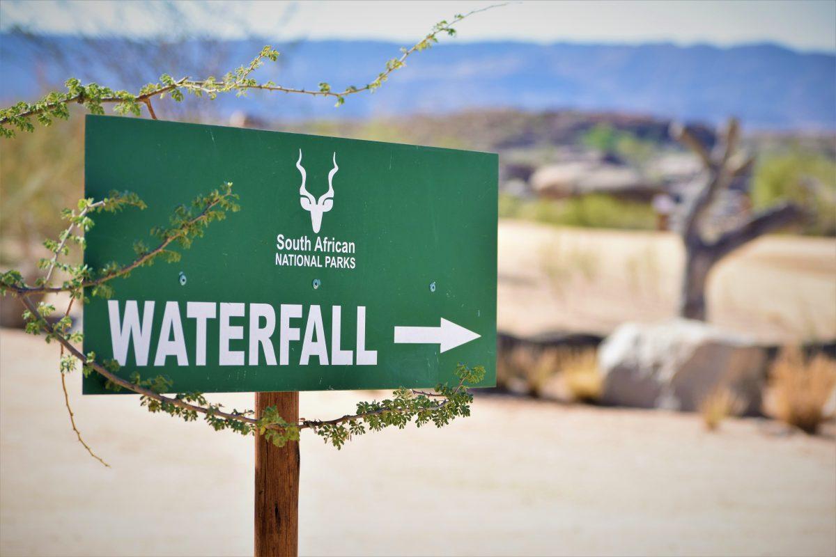 Augrabies Falls National Park waterfalls