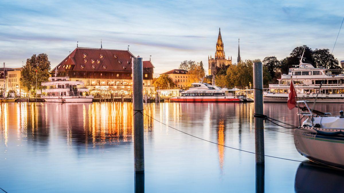 Konstanz, Lake Constance