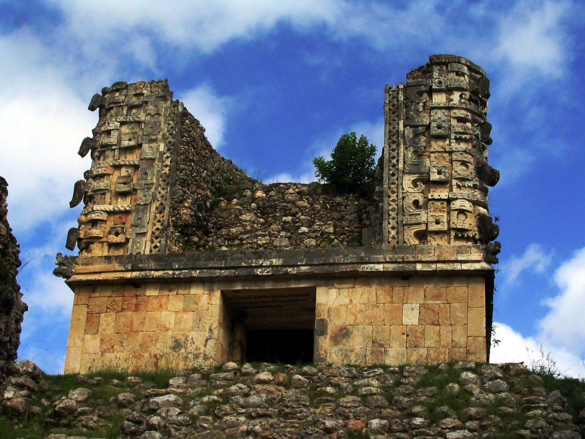 Mayan Ruins, Cancun, Mexico, Uxmal