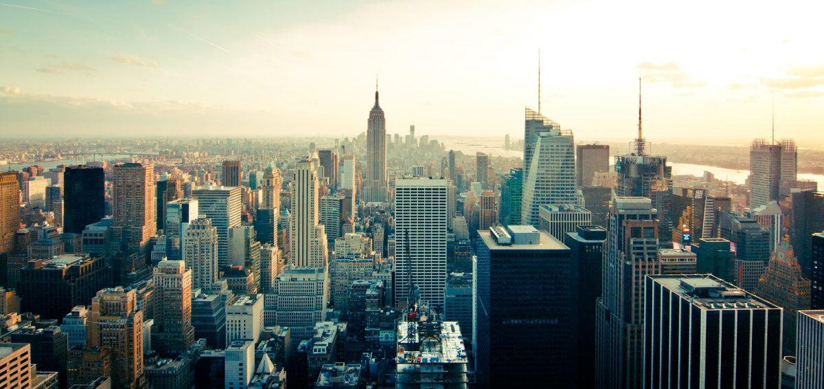Manhattan Weather, Buildings