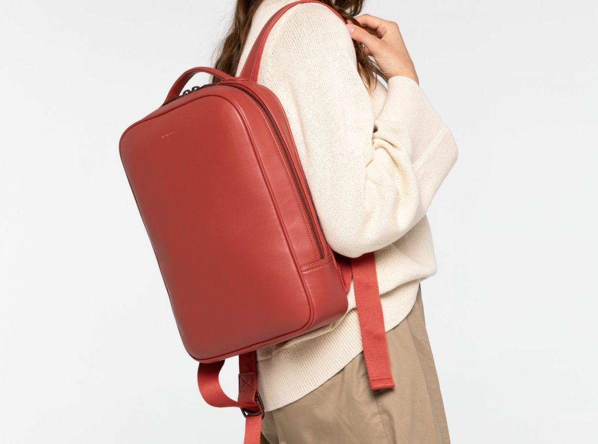 Alex Vegan Backpack, Matt & Nat, Vegan Leather Bags