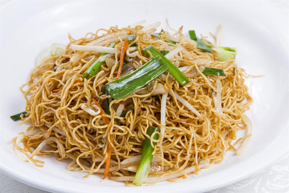 Chi Cafe Chow Mein Noodles