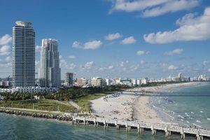 Weather in Miami Beach, Miami Beach