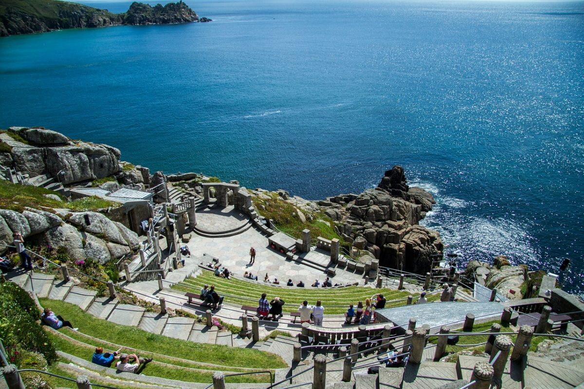 Minack Theater - things to do in Cornwall