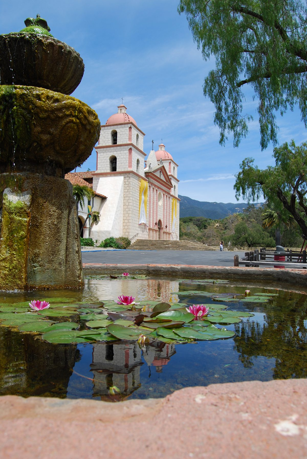Old Mission Santa Barbara, Things To Do In Santa Barbara, California, USA