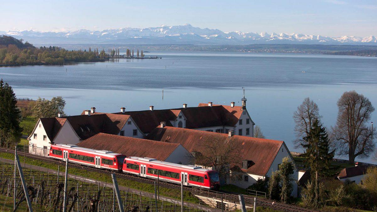 Bodenseegürtelbahn, Lake Constance Circumference-Belt Railway