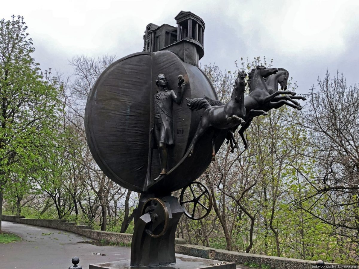monument to the bribe odesa - Things To Do In Odessa, Ukraine