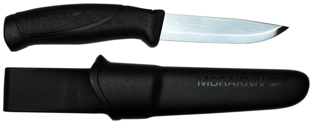 A morakniv companion fine blade knife