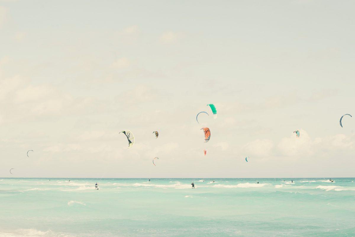 Miami Beach, Florida, Summer, Weather