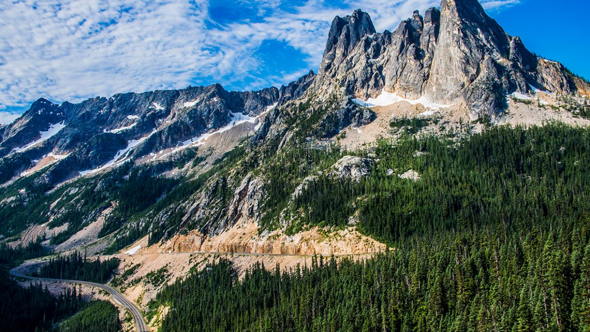 mountains 1 1160x653 - Your Guide To The North Cascades National Park In Washington