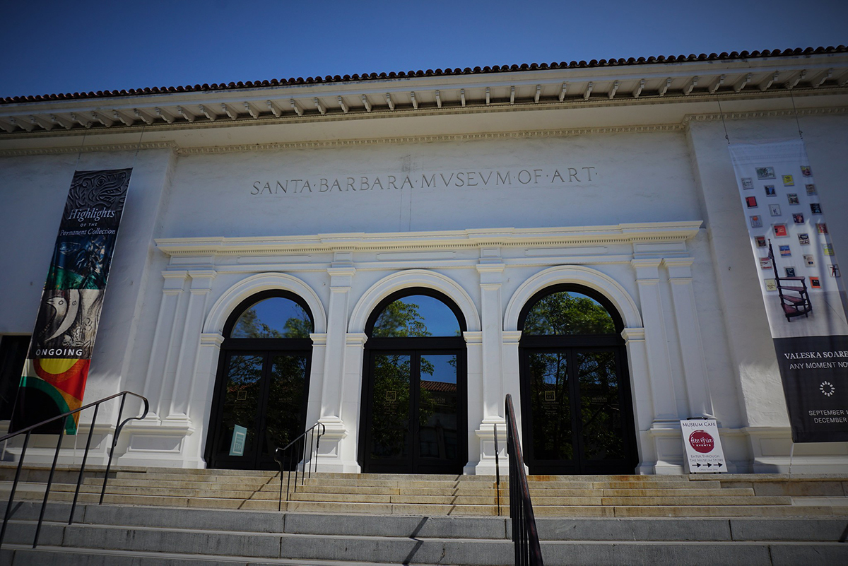 Santa Barbara Museum of Art, Things To Do In Santa Barbara, California, USA