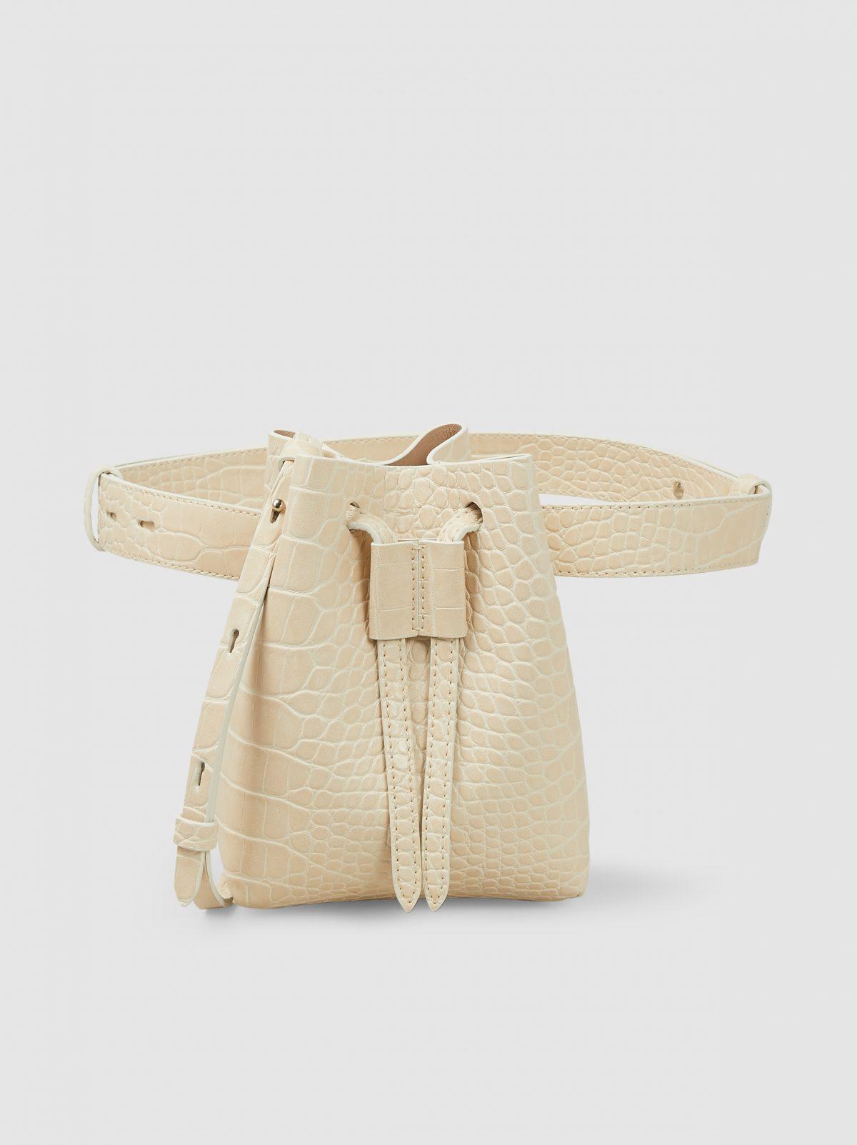 Nanushka Vegan Leather Belt Bag, Vegan Leather Bags