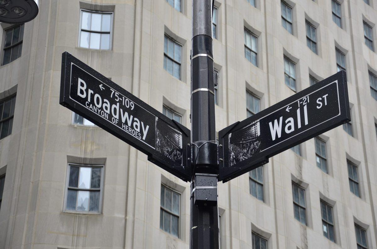 Manhattan, Street Sign, Broadway