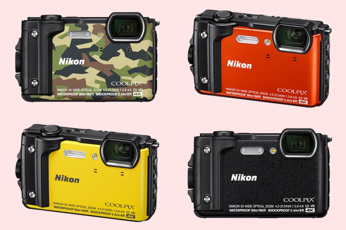 Nikon Coolpix W300, Underwater Camera