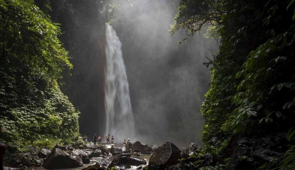 Waterfalls in Bali - www.touristsecrets.com