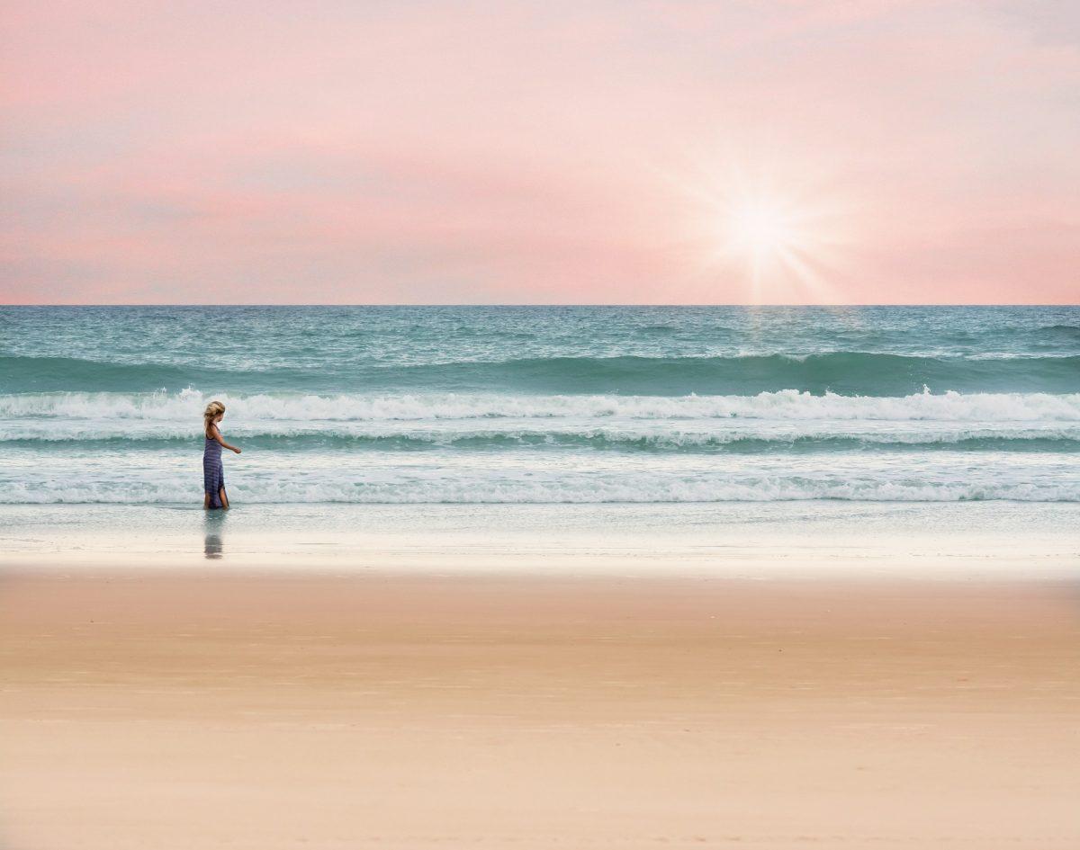 Miami Beach Sunny Weather, Miami Beach, Florida, Summer, Weather