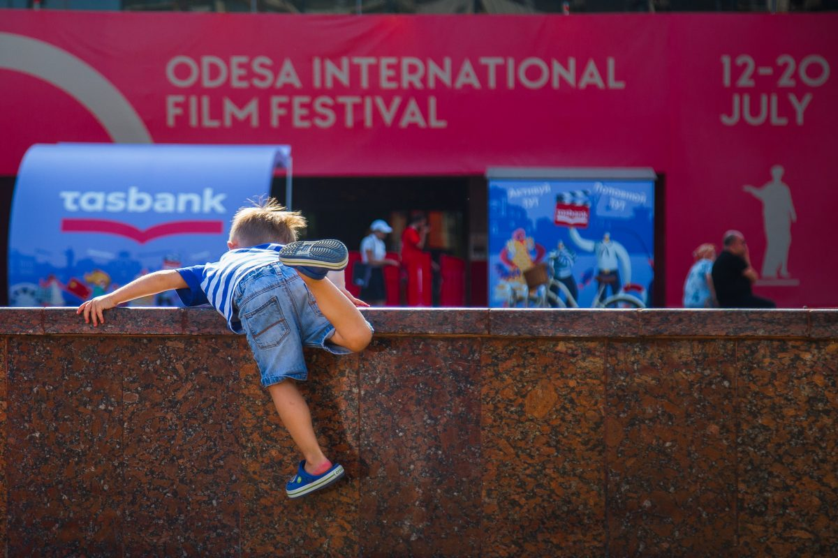 Things To Do In Odessa, Odessa International Film Festival