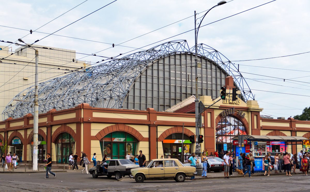 Privoz Market, Things To Do In Odessa