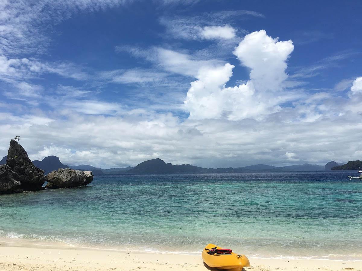 Beautiful Palawan Beach
