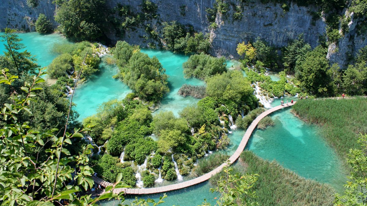 Plitvice Lakes National Park, Croatia, Touring The World – Top 3 Things Everyone Should See