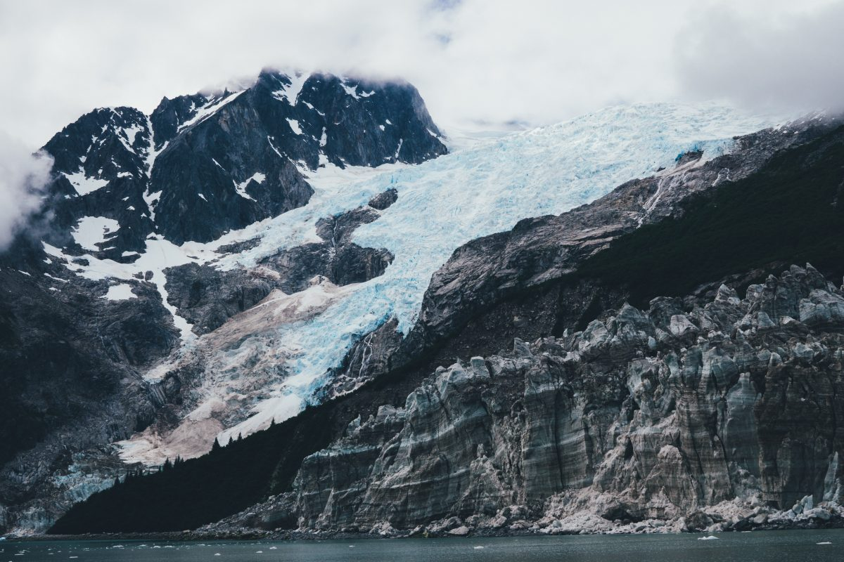 Despite being the smallest national park in Alaska, Kenai Fjords is home to the Harding Icefield, one of the largest ice fields in the United States.