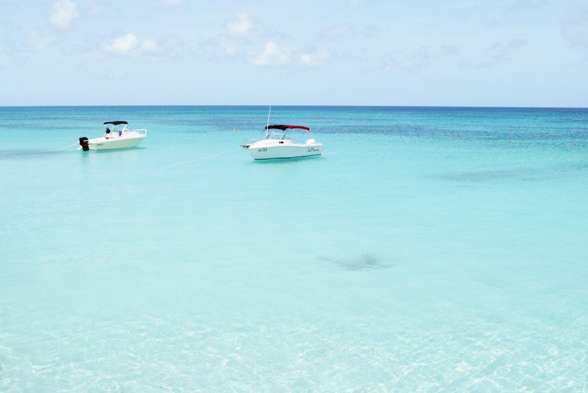 A sunny day in Aruba