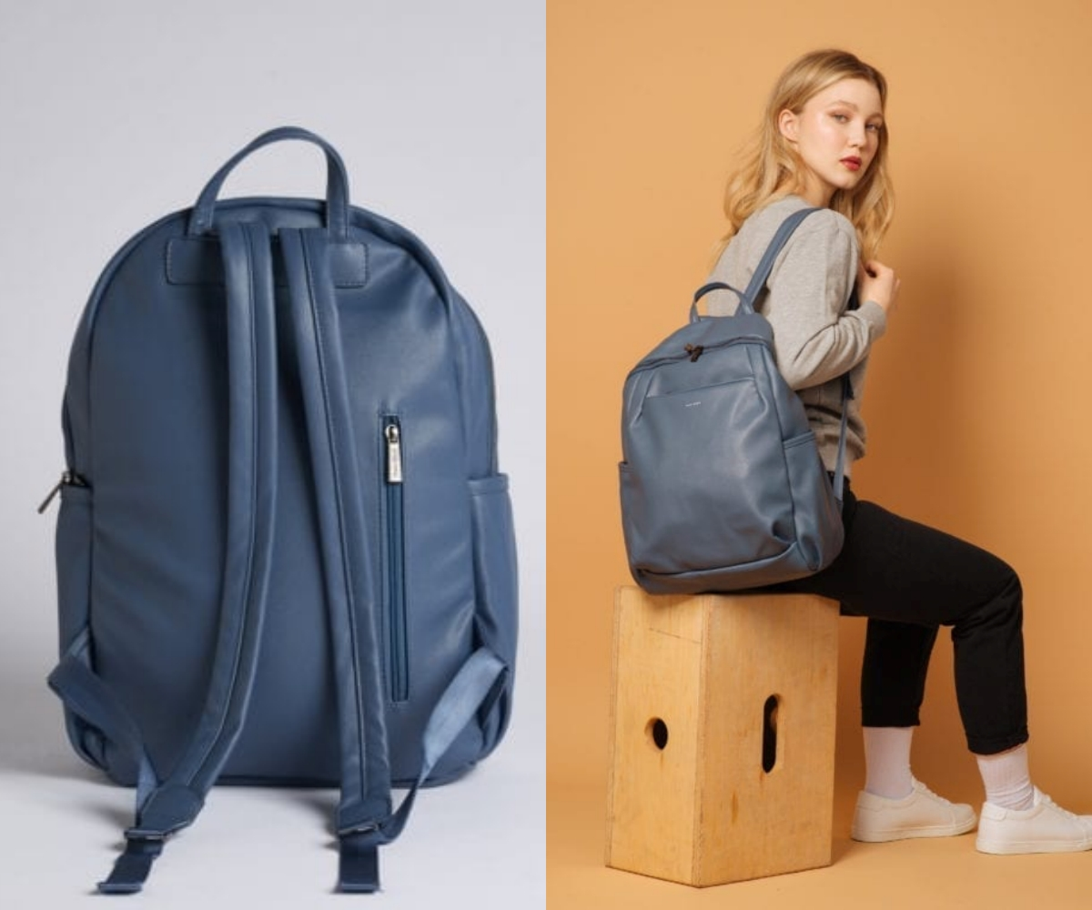 Pixie Mood Ashton Backpack, Vegan Leather Bag