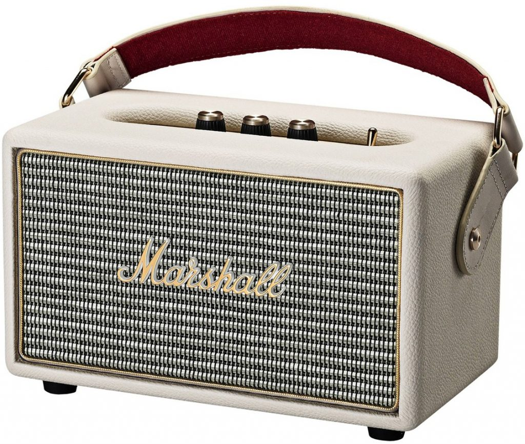 Marshall Kilburn Portable Bluetooth Speaker