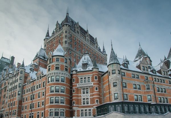 What To Know About Chateau Frontenac In Canada