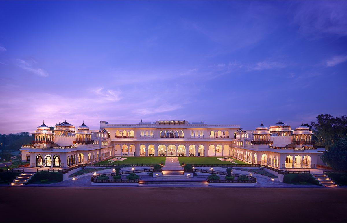 Rambagh Palace Jaipur Rajasthan
