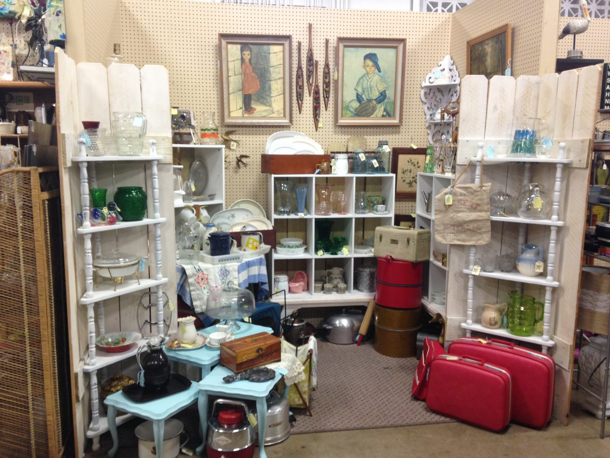 Relics Antique Mall, Antique Stores In US
