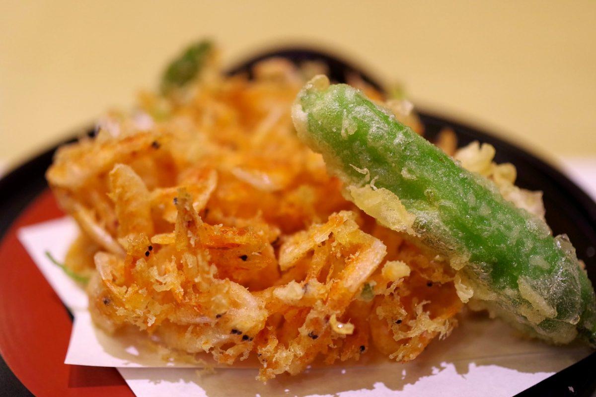 Tempura, Japanese Food, Japan