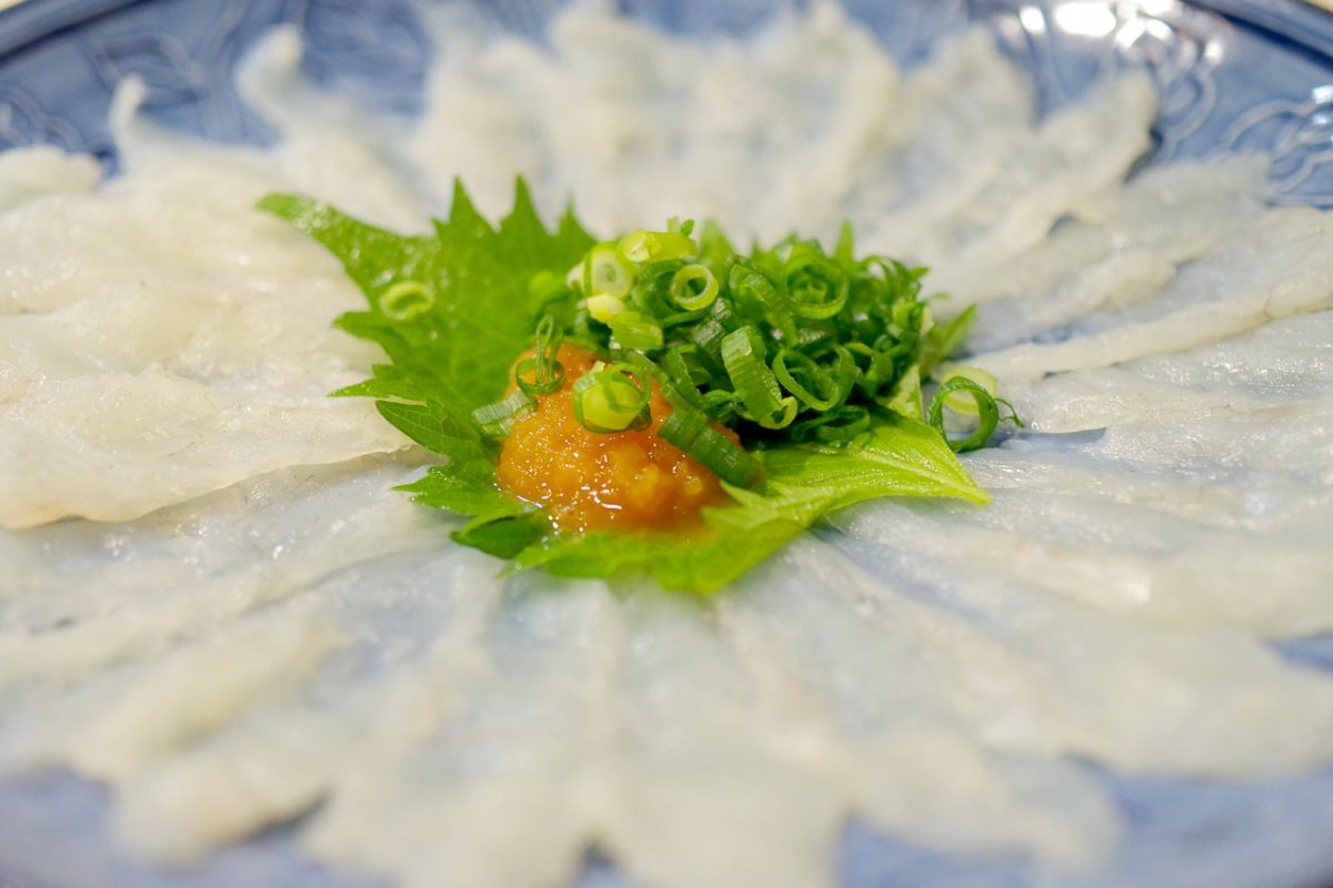 Fugu, Japanese Food, Japan