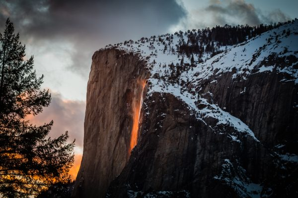 Visiting The Yosemite Firefall: Everything You Need To Know
