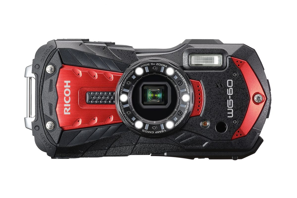 Ricoh WG-5, Underwater Camera