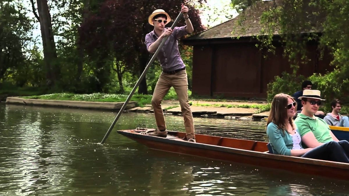 river-cam-punting