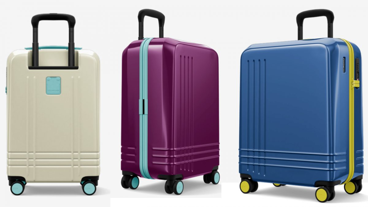 Carryon luggage by Roam