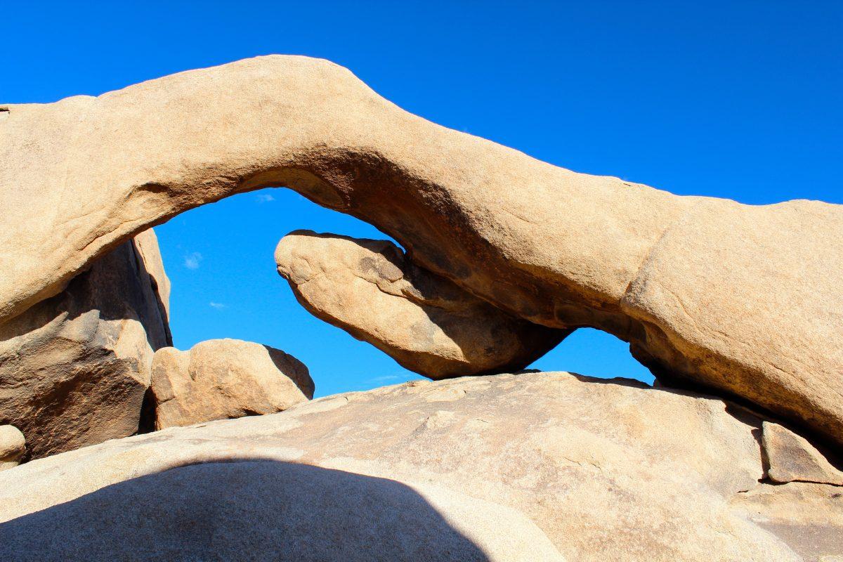 Arch Rock Nature Trail Joshua National Park