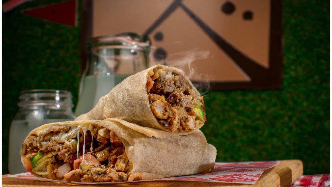 Burrito, Mexican Food