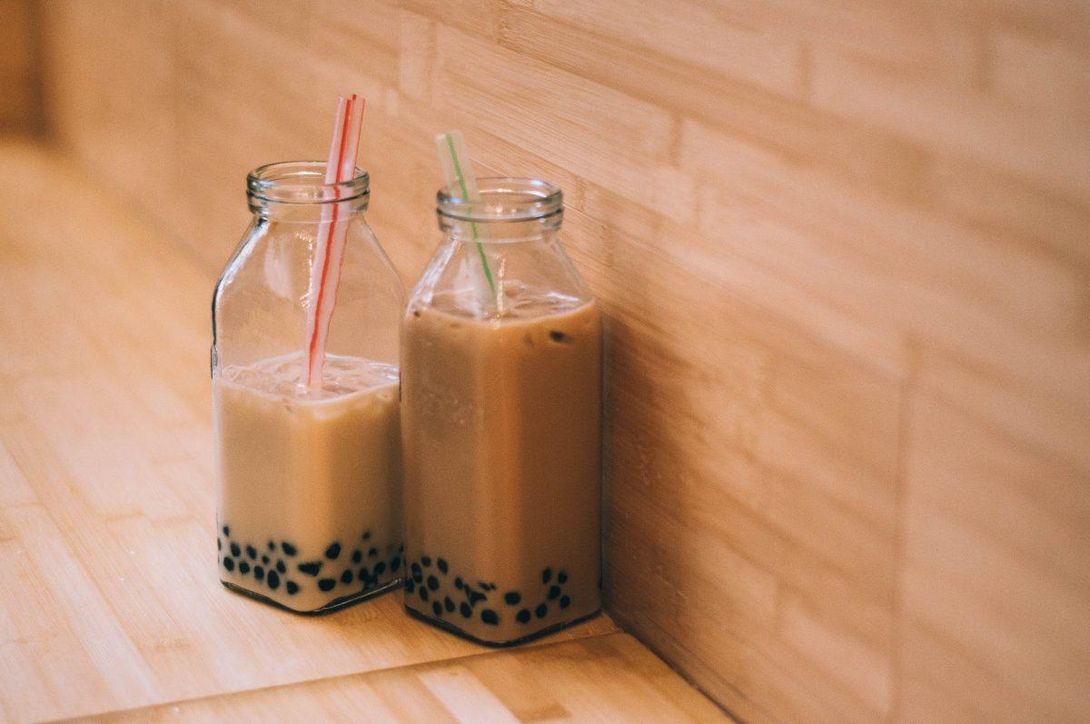 Pearl Milk Tea, Bubble Tea, Taiwan